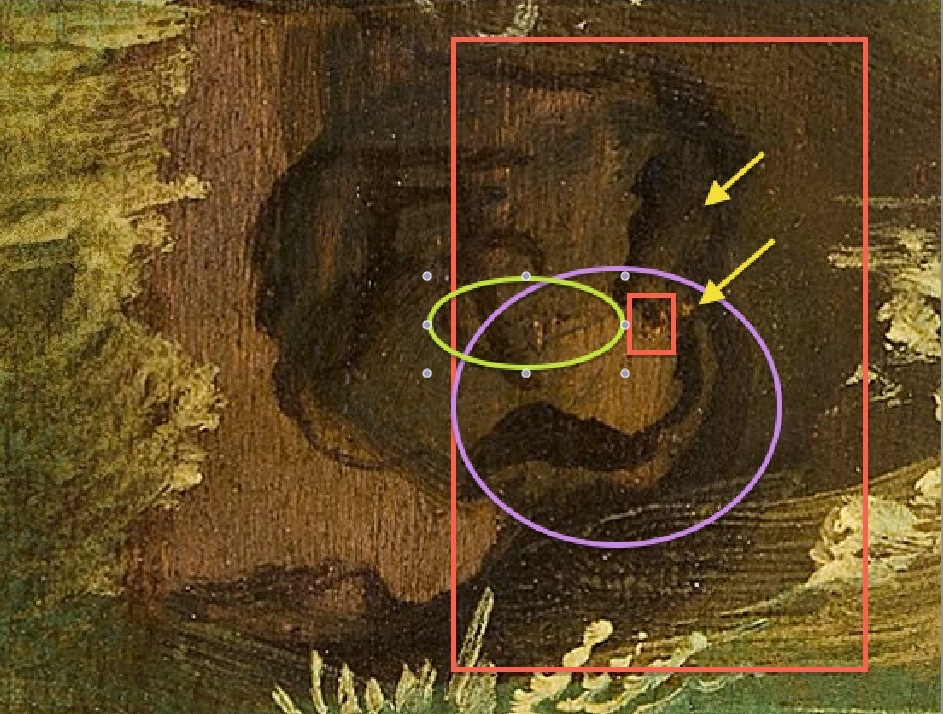 Lot monogram right side1 NATIONAL TREASURE III PART 2 THE MOST INCREDIBLE DÜRER MONOGRAM NEVER FOUND UNTIL NOW